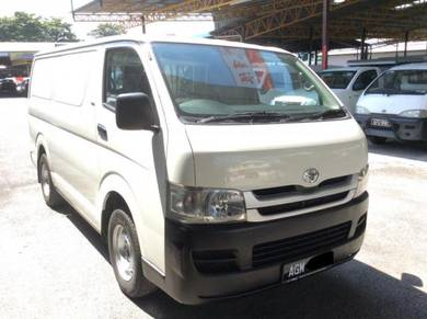 Toyota haice 2.5d panel / 1own / tip,top