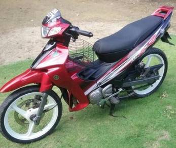 2010 Yamaha 125ZR (BEST CONDITION)