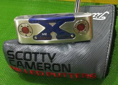 MY Golf - Scotty Cameron M2 Select Mallet Putter