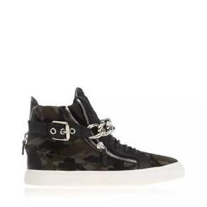 Camo high cut dancing shoes heels RBH0004