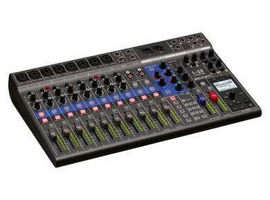 Zoom Livetrak l12 / l-12 Mixer / Audio Interface