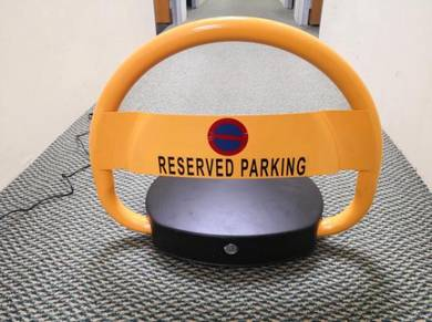 Reserved parking stand cw remote control
