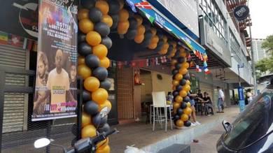 Welcome Balloon 00607