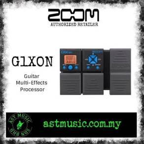 Zoom G1XON g1xon Guitar Multi-effect Processor