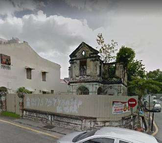 Double Storey Corner Heritage Bungalow , Jalan Burma ,Georgetown