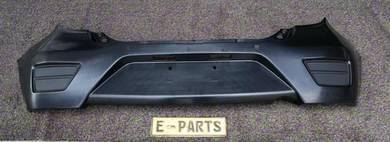 Perodua Axia rear bumper belakang