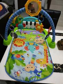 Kick and Play Gym with Musical (Fisher Price)