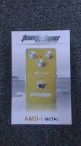 Metal Distortion Guitar Pedal Effect