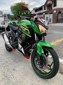 Kawasaki z250 z 250 2013/2014