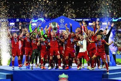 Liverpool fc winner poster