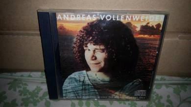 CD Andreas Vollenweider - Behind The Garden