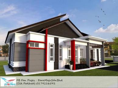 Pakar Buat Rumah Atas Tanah Sendiri Di Terengganu