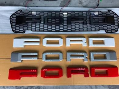 Ford ranger t7 2017 LED FRONT GRILL