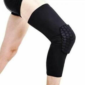Long sleeve knee pad protector