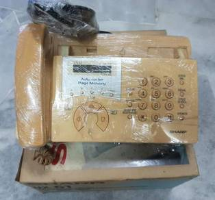 [Used] Sharp Fax Machine UX-61