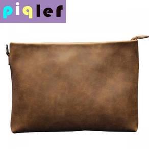 Beg Tangan Retro Messenger Hand Bag Leather