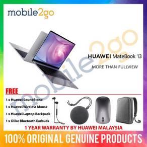 Huawei MateBook 13 [Intel i7/512GB SSD/8GB LPDDR3]