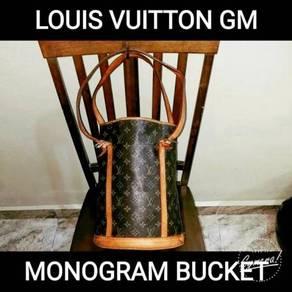 Bucket Monogram Louis Vuitton GM