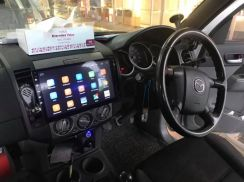 "Mazda bt50 2007-2011' 9""android player"
