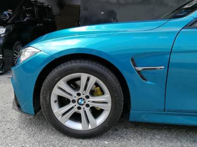 BMW F30 M3 Side Fender With Grill Bodykit