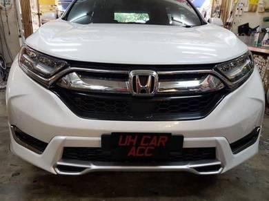 Honda crv 2018 2017 oem bodykit with paint pp 4