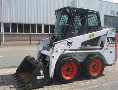 Bobcat S 100