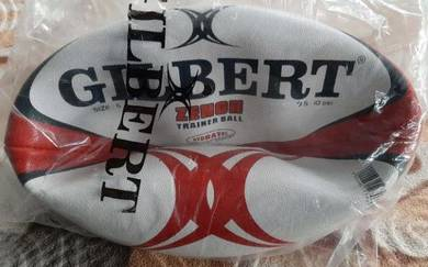 2203fb Gilbert Rugby Trainer Ball Size 5