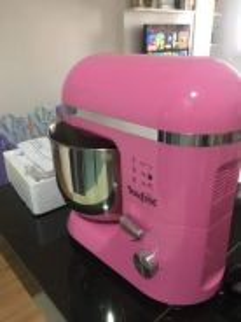 Innofood mixer pink colour