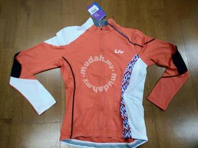 LIV Signature series by Giant long sleeve Jersey
