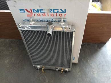 Synergy aluminium radiator FOR PERODUA MYVI AUTO