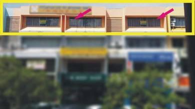3 units of 3rd Floor of Four Storey Intermediate Shop, Fajar Complex