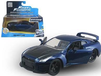 Fast & furious 7 Brian's Nissan GT-R35 1/32 model