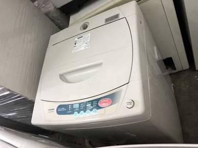 Load Top Toshiba Washing Machine Auto Mesin Basuh