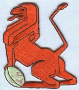 Spain National Rugby Union Team Embroidered Patch