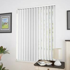 Kemas window blind, bidai tingkap, vertical blind