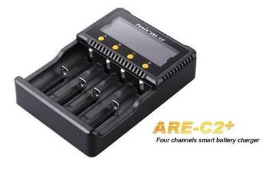 Fenix ARE-C2 Li-ion NiMH Smart Battery Charger