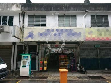 2 STOREY SHOP LOT - Bandar Baru Sungai Buloh, 7ROOMS FOR INVESTMENT