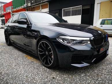 BMW G30 M5 (F90) Bodykit with M5 Fenders set