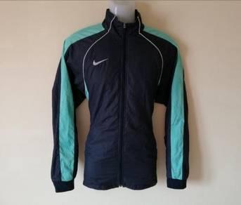Nike Windbreaker Jacket Blue/Grn