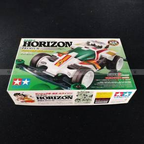 Tamiya 18073 Racing Mini 4WD Series Dash-0 Horizon