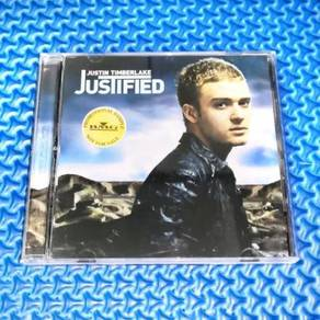 Justin Timberlake - Justified [2002] Audio CD