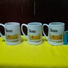 EEQ cawan Historic Malacca Anchor Beer mug