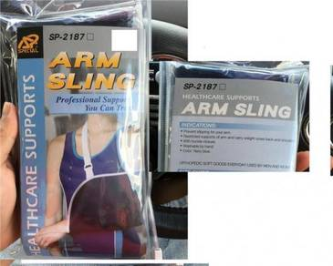 High QUality Imported Arm Sling (tangan patah hand