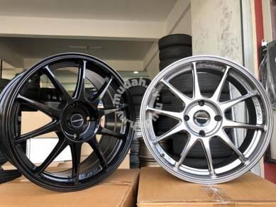 Sport rim baru 17 inch Wedsport Tc105 livina waja