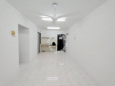 [ground floor] apartment taman setapak indah near lrt taman melati
