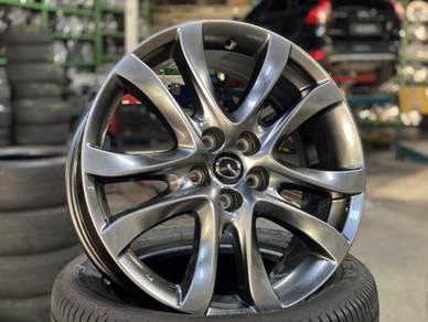 Ori 19 Mazda 6 rim CX5 CX9 CX7 CX3 Mazda 3 Biante