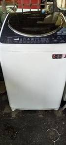 Mesin basuh toshiba inverter new model 16.0 kg