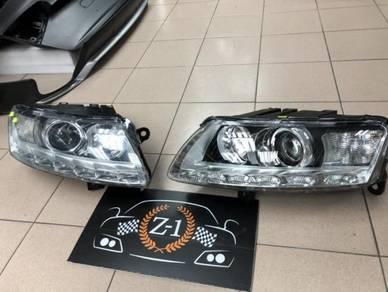 Audi A6 c6 Head lamp LED Headlamp