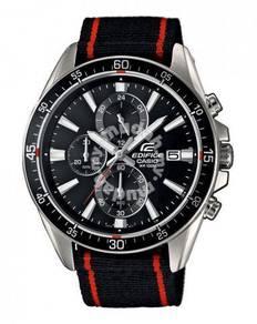 Watch - Casio EDIFICE NYLON EFR546C-1A - ORIGINAL