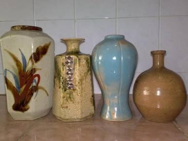 3501 Pasu antik antique vase 4